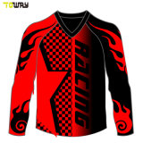 Sport Wear Sublimated Blank Racing Pit Crew Camicie All'Ingrosso