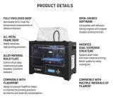Creator Pro Crear característico de la vida de impresión 3D