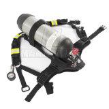 De Apparaten van de Ademhaling van de zelf-redding Scba met de Cilinder van de Vezel van de Koolstof op Verkoop