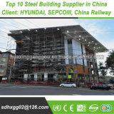 ISO Marcação En 1090 certificado CE soldagem de aço estrutural