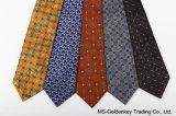 しまのあるまたはドビーまたは点検されるまたは格子かジャカード人のネクタイ