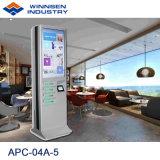 """Charge rapide d'empreintes digitales 42"""" LCD de l'APC de la machine de charge de téléphone cellulaire-04A-5"""