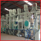 50-60 т/день риса в коммерческих целях дробления механизма