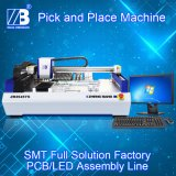 Desktop SMT coger y colocar la máquina con sistema de visión alimentadores trabaja para BGA Zb3545TS