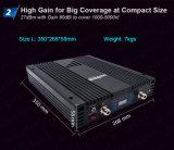 Amplificatore nero mobile di alto potere del ripetitore rf del segnale di GSM 3G Lte WiFi del Internet intelligente del ripetitore