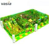 O Parque de Diversões Huaxia equipamentos de playground suave para o tema da Selva