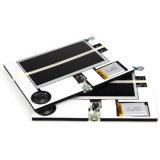 Professionele Douane Multiformat LCD van 7 Duim Module van de Brochure van de Vertoning de Video met het Schuim van EVA