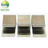 Metallo su ordinazione fornito fabbrica diretta che timbra le parti di piegamento di taglio del laser