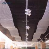 2018 geschnitztes Aluminiumfurnier-blatt von gekopiert für Wand-Dekoration