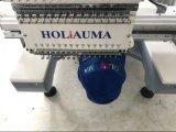 Type de plat Holiauma swf 3D Cap vêtement Machine à broder 1 tête broderie avec Dahao ordinateur Logiciel Libre Ho1501