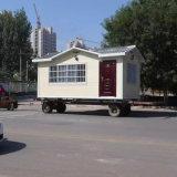 Asequible modulares prefabricadas de estructura de acero de construcción