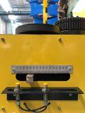 Засор воздуховодов используется гидравлический горизонтальный металлическое кольцо роликового машины