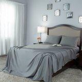 Hotel 100% algodão Lençol, 100% algodão Hotel Collection Bed, 1cm Stripe Hotel extras