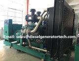 디젤 엔진 발전기 400kw/500kVA Ricardo 엔진 전기 생성 세트