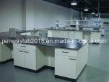 Популярные дизайн стали структуры Lab Workbench/Lab стенде/лабораторной мебелью с сертификат CE
