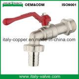 Fabricant Chinoise en laiton plaqué nickel avec poignée en acier (AV2001)