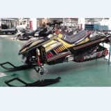 EPA 350cc Snowmobile Watercooled、Twin Cycliner、Efi Snowsccoter、ATV、Dune Buggy、