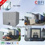 Macchina di fabbricazione di ghiaccio del cubo con il prezzo poco costoso