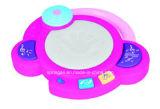 Het roze Speelgoed van het Instrument van de Trommel Muzikale