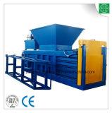 Machine horizontale de presse de paille d'usine de biomasse d'Epm
