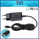 Laptop USB van het Type C van Adapter van de Macht van de Vervaardiging van Shenzhen 45W Lader