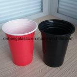 OEM 16oz 처분할 수 있는 PP 플라스틱 컵