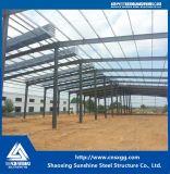 Prefab светлая мастерская стальной структуры для фабрики