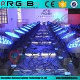 36*10W 급상승 LED 이동하는 맨 위 세척 단계 빛
