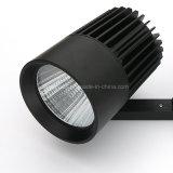 中国の製造者からの衣類の店のWindowsのショールームのための12W 20W 30W 2ワイヤー穂軸LEDトラックライト