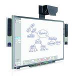 Para o quadro de comunicações electrónicas interactivas mais recentes Interacitve Inteligente Educação