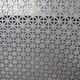 Maglia perforata del metallo con il foro decorativo