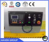 Machine hydraulique QC12k 40X5000 de tonte et de découpage de faisceau d'oscillation de commande numérique par ordinateur
