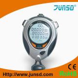100 especializados vuelta & Cronómetro memoria dividida (JS-7064)