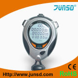 100 especializada Lap & Split Cronómetro de memória (JS-7064)
