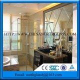 Sliver miroir pour la maison de verre et l'hôtel et la boutique