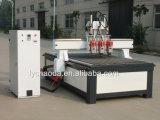 CNC de Houten Machine van de Gravure voor het Kabinet van de Deur