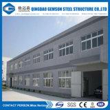 Het industriële Pakhuis van de Structuur van het Staal van de Schuifdeur