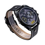 Moda Double Movement Mutl-Function Watch