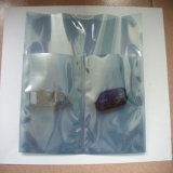 De douane Afgedrukte Plastic Zakken die van de Ritssluiting ESD beschermen die Antistatische Zak verpakken