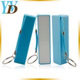 Venta caliente colorido cargador USB Banco de potencia (YWD-PB2)