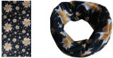 4 modèle Headwear à la mode (YT-9093) de fleur d'impression de couleur