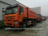 Sinotruk HOWO 290HP 6X4 팁 주는 사람 트럭