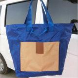 Портативный складывая пакет пакета перемещения Кореи хозяйственной сумки мешка плеча большой емкости хозяйственной сумки одиночный (GB#RK)