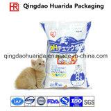 Настраиваемые назад герметичный Cat помет пластиковый пакет с красочными печать