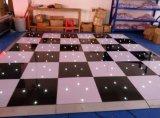 60cm*60cmリモート・コントロールLEDの床ランプのディスコLEDのStarlitダンス・フロアライト党屋外の装飾