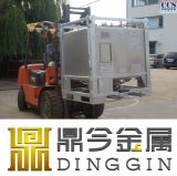 Ss3016Lのステンレス鋼の大きさの食糧貯蔵容器