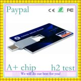 Paypal Payment Low Price 2GB Visitenkarte USB (GC-P004)