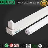 Single Fluorescent T8 Tube LED T8 Tube 40With18Wのための高品質Iron Lighting Fixture