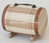 Шикарная гравировка подгоняла коробку индикации Nutriment здоровья деревянную