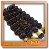 Remyの毛の拡張ペルーの毛の織り方